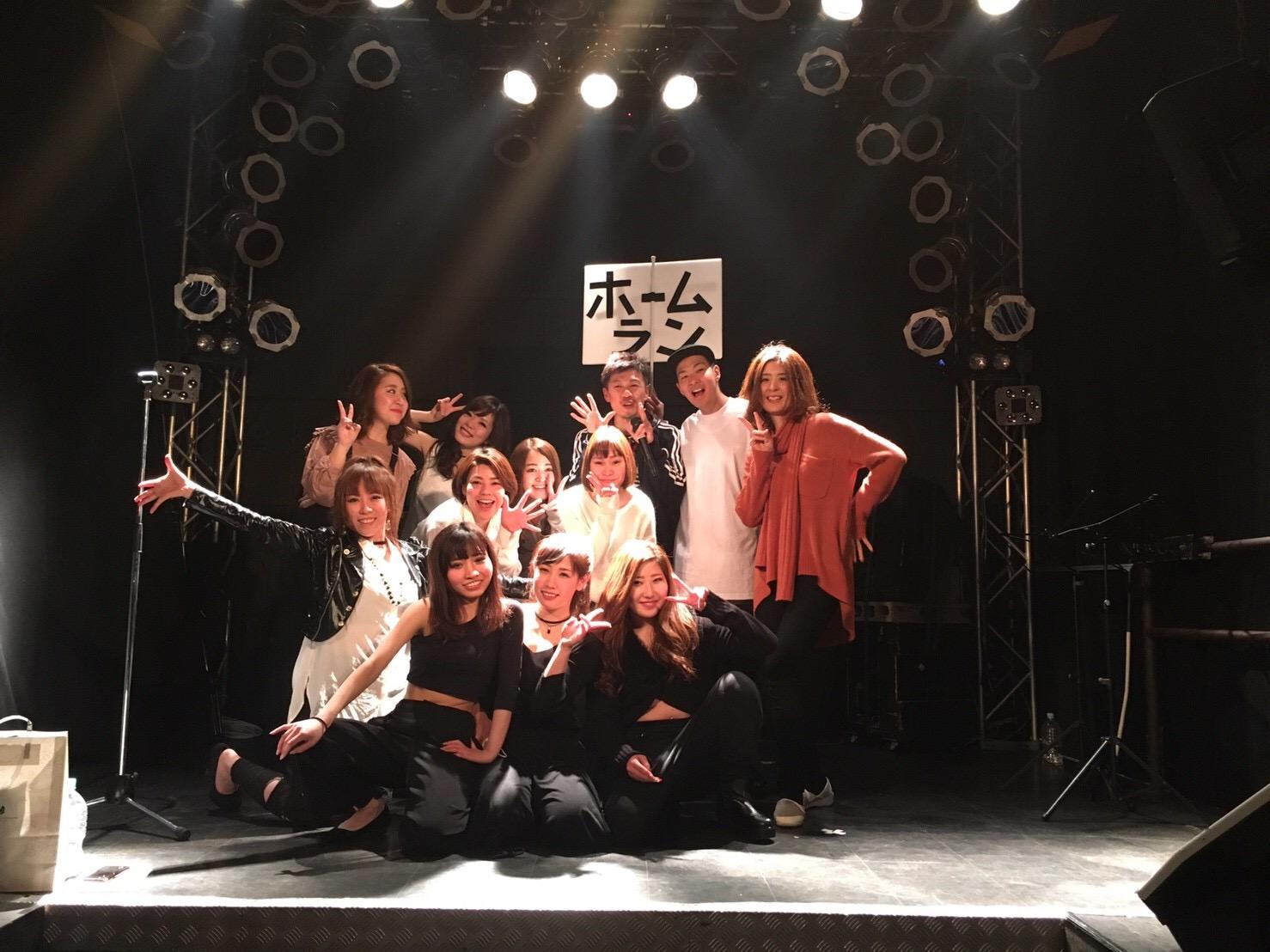 出演者〜〜☆
