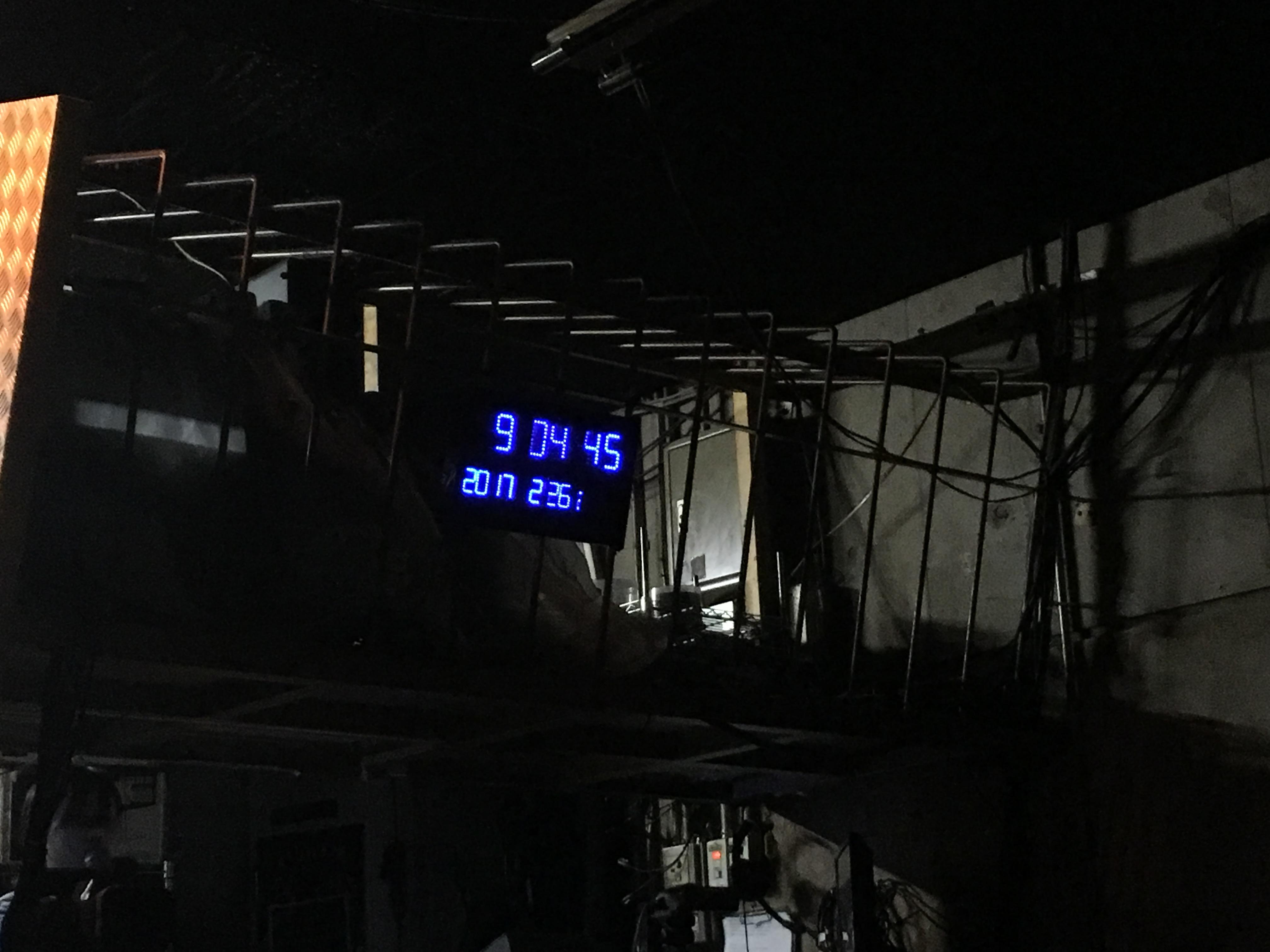 リハーサル前ドッキドキ〜☆