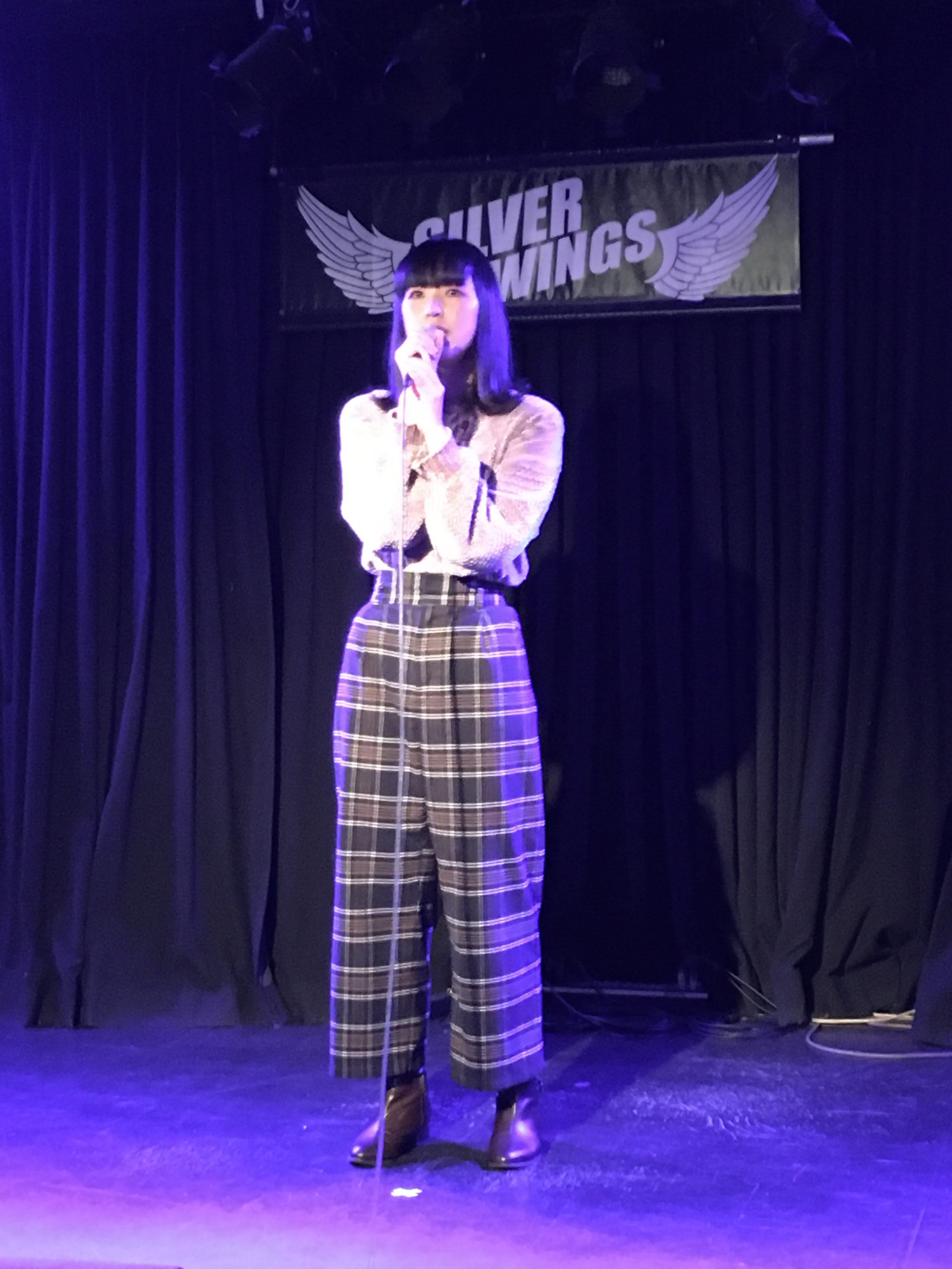 璃乃ちゃんBeatWave初登場!一生懸命歌い上げます。
